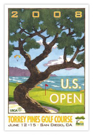 2008 U.S. Open (2) - Torrey Pines