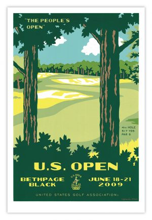 2009 U.S Open (2) - Bethpage Black