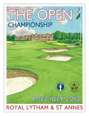 2012 Open Championship (2) - Royal Lytham & St. Annes