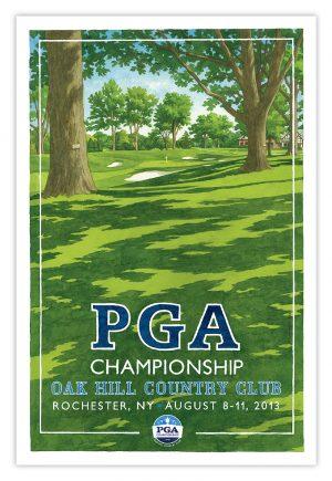 2013 PGA Championship (2) - Oak Hill
