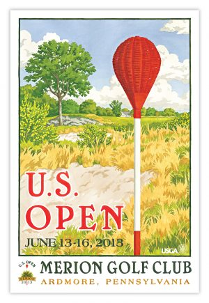 Merion 2013 U.S. Open