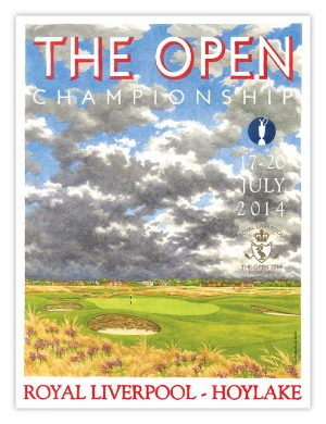 2014 Open Championship (2) - Royal Liverpool