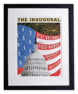 2007 (Inaugural) AT&T at Congressional CC