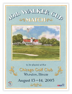 2005 Walker Cup - Chicago Golf Club