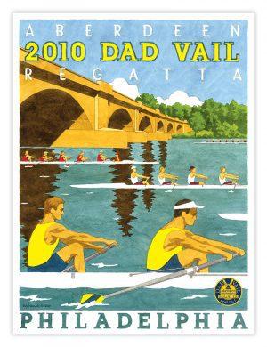 2010 Aberdeen Regatta Poster