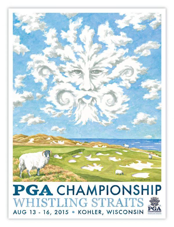 2015 PGA Championship - Whistling Straits