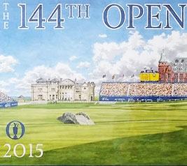 The 144th Open - St. Andrews