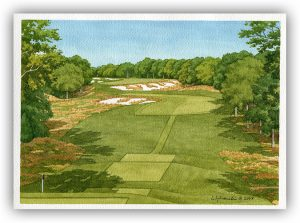 Bethpage Black 4th- Flatten