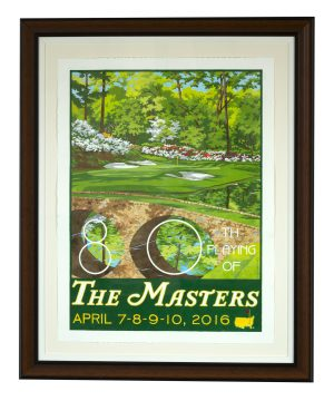 Masters_12th_Hole_Poster