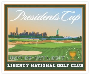 2017 PRESIDENTS CUP PRINT