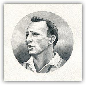 Arnold Palmer Portrait