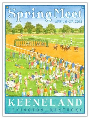 KEENELAND_DROP SHADOW