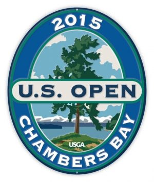 2015 US Open Pub Sign - Amazon